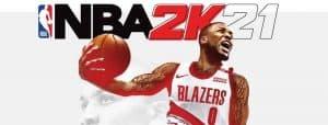 NBA2k 21 promo